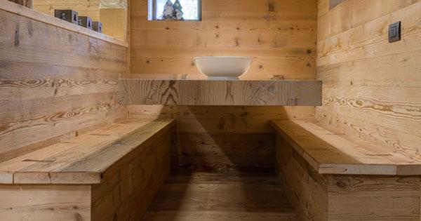 Walser holz legno antico travature rivestimenti legno for Mobili walser